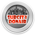 PSubCity Donair Logo